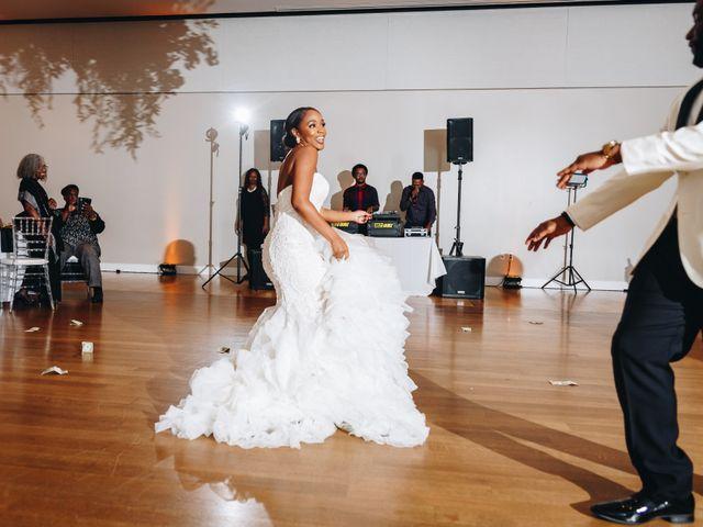 Theo and Amaya's Wedding in Charlotte, North Carolina 325