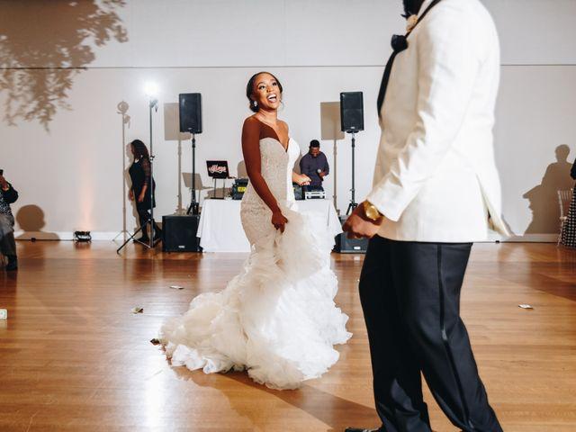 Theo and Amaya's Wedding in Charlotte, North Carolina 326