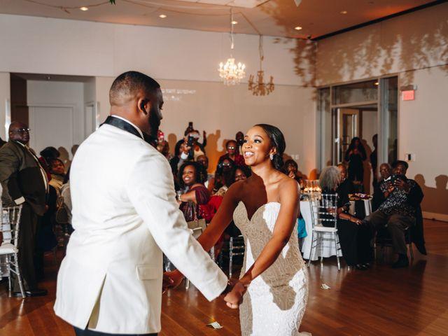 Theo and Amaya's Wedding in Charlotte, North Carolina 327