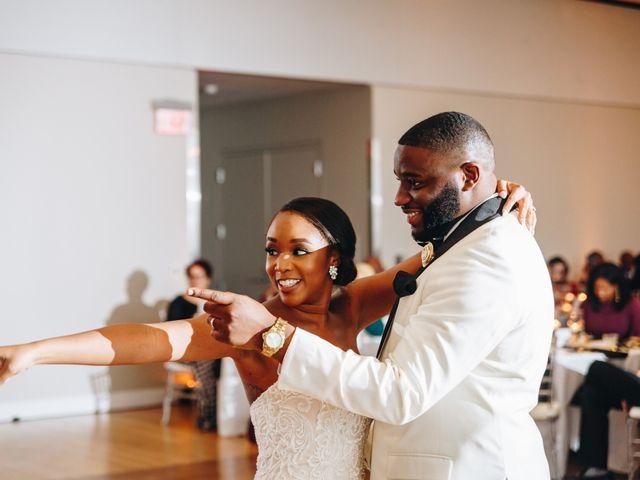 Theo and Amaya's Wedding in Charlotte, North Carolina 329