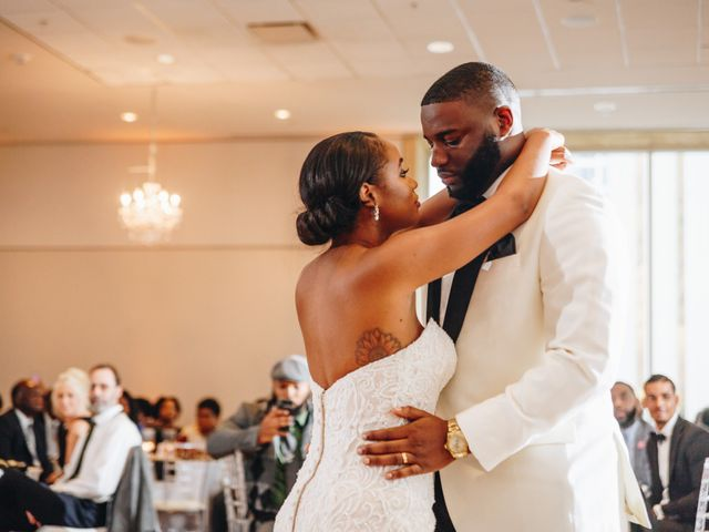 Theo and Amaya's Wedding in Charlotte, North Carolina 331