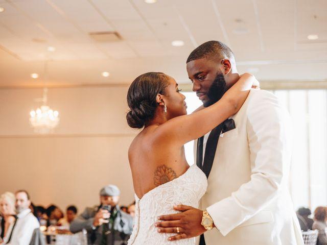Theo and Amaya's Wedding in Charlotte, North Carolina 332