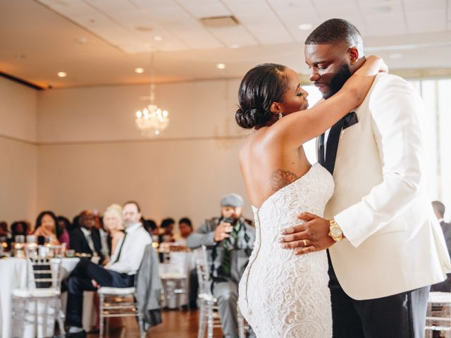 Theo and Amaya's Wedding in Charlotte, North Carolina 333