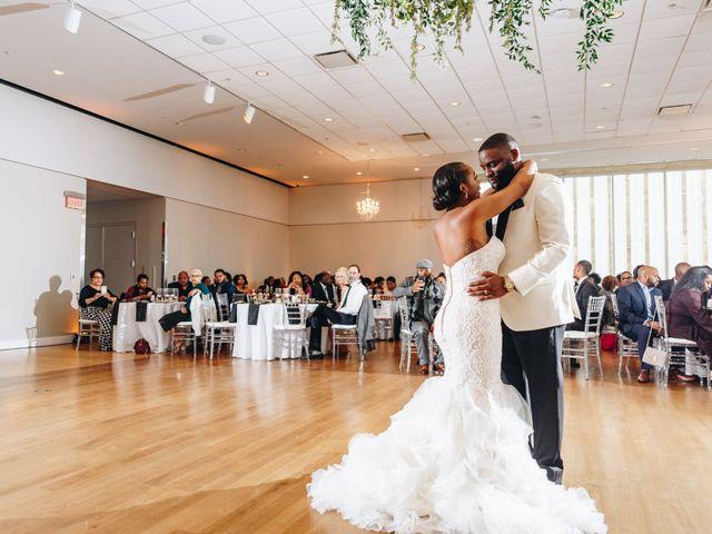 Theo and Amaya's Wedding in Charlotte, North Carolina 334