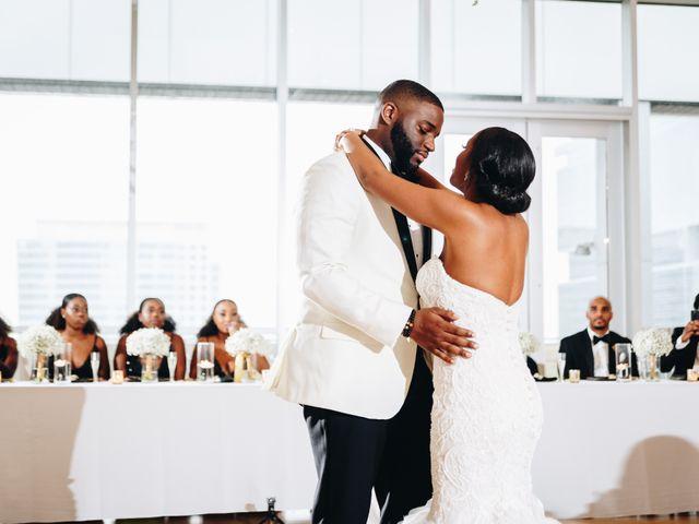 Theo and Amaya's Wedding in Charlotte, North Carolina 336