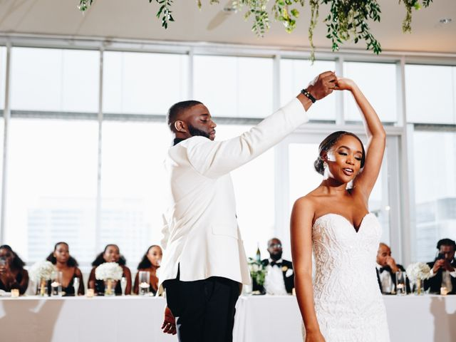 Theo and Amaya's Wedding in Charlotte, North Carolina 337