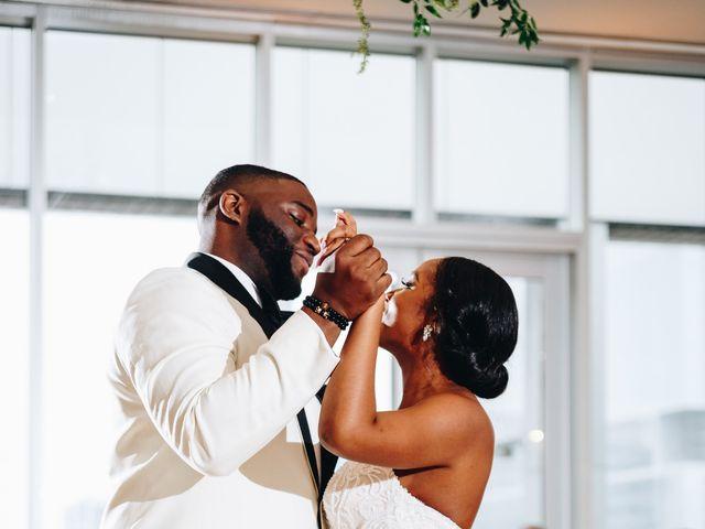Theo and Amaya's Wedding in Charlotte, North Carolina 338