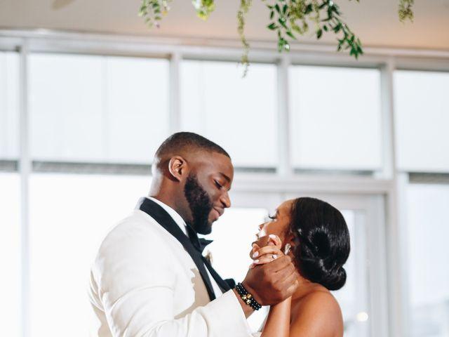 Theo and Amaya's Wedding in Charlotte, North Carolina 339