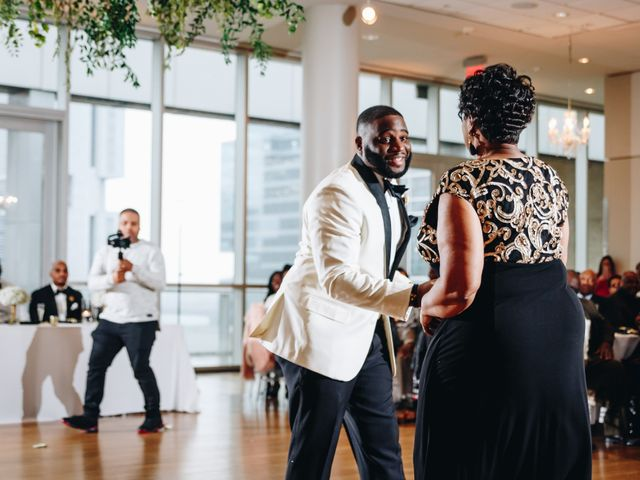 Theo and Amaya's Wedding in Charlotte, North Carolina 340