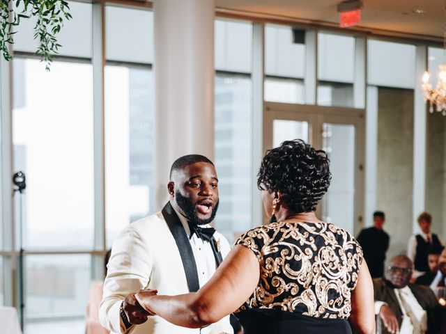 Theo and Amaya's Wedding in Charlotte, North Carolina 343