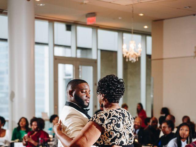 Theo and Amaya's Wedding in Charlotte, North Carolina 344