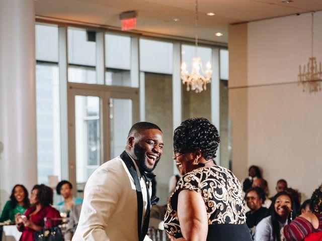 Theo and Amaya's Wedding in Charlotte, North Carolina 345