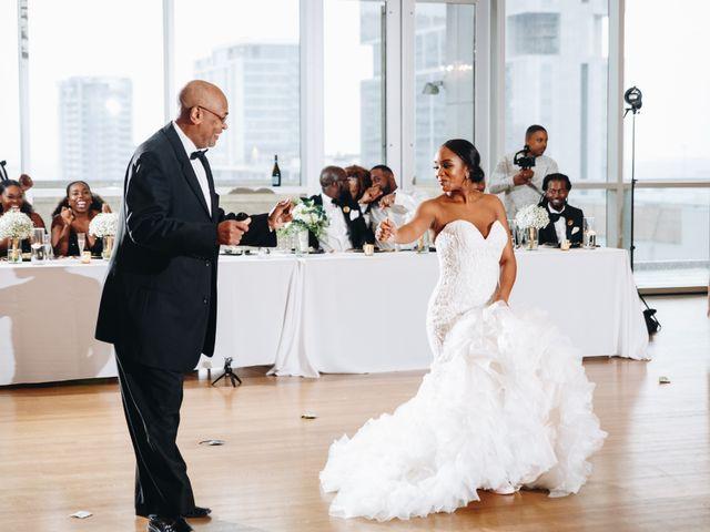 Theo and Amaya's Wedding in Charlotte, North Carolina 346
