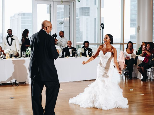 Theo and Amaya's Wedding in Charlotte, North Carolina 347