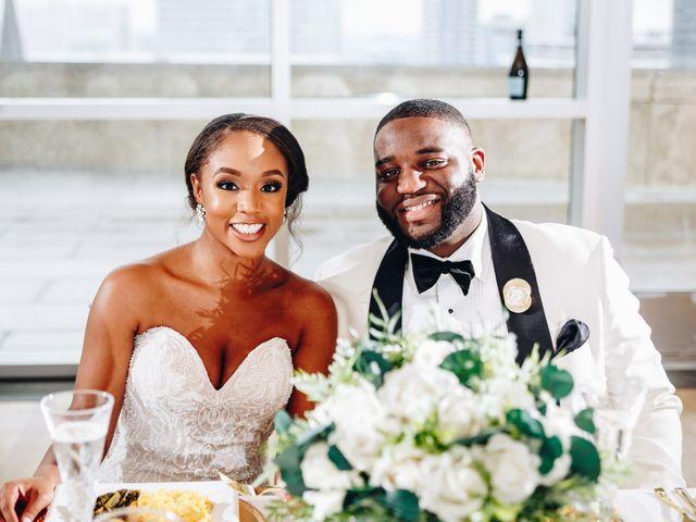 Theo and Amaya's Wedding in Charlotte, North Carolina 352