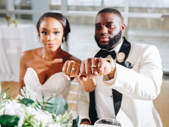 Theo and Amaya's Wedding in Charlotte, North Carolina 353