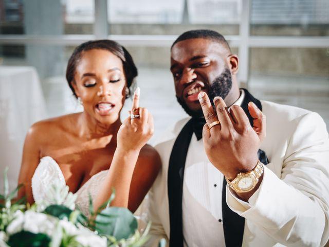 Theo and Amaya's Wedding in Charlotte, North Carolina 354