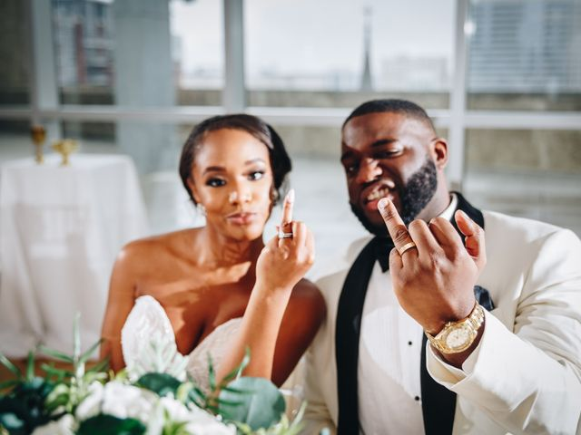 Theo and Amaya's Wedding in Charlotte, North Carolina 355
