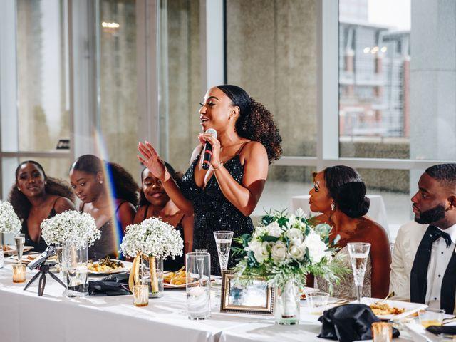 Theo and Amaya's Wedding in Charlotte, North Carolina 357