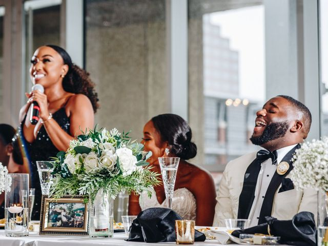 Theo and Amaya's Wedding in Charlotte, North Carolina 359