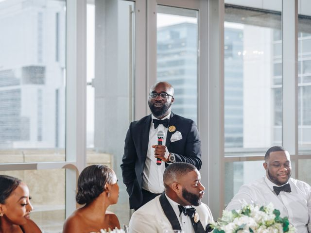 Theo and Amaya's Wedding in Charlotte, North Carolina 361