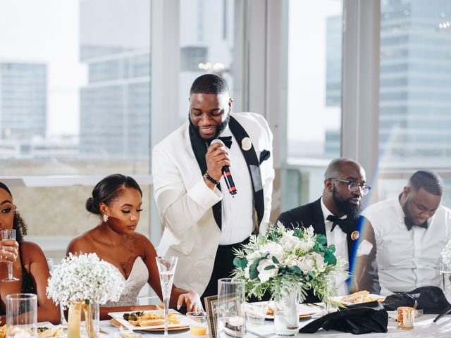 Theo and Amaya's Wedding in Charlotte, North Carolina 363
