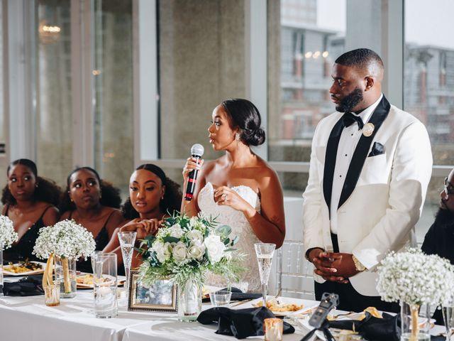 Theo and Amaya's Wedding in Charlotte, North Carolina 364