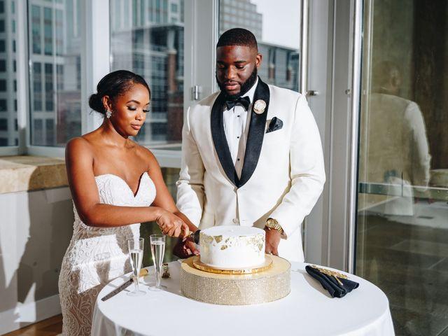 Theo and Amaya's Wedding in Charlotte, North Carolina 365