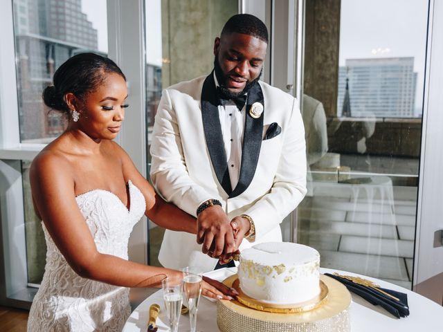 Theo and Amaya's Wedding in Charlotte, North Carolina 366