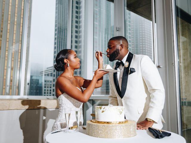 Theo and Amaya's Wedding in Charlotte, North Carolina 368