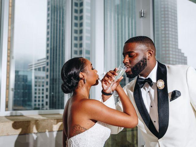 Theo and Amaya's Wedding in Charlotte, North Carolina 370