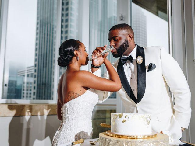 Theo and Amaya's Wedding in Charlotte, North Carolina 371