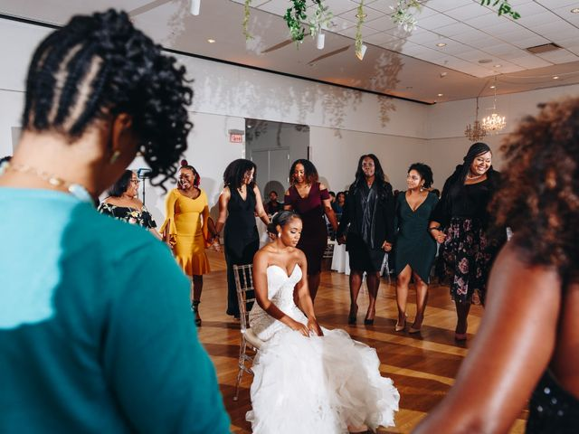 Theo and Amaya's Wedding in Charlotte, North Carolina 373