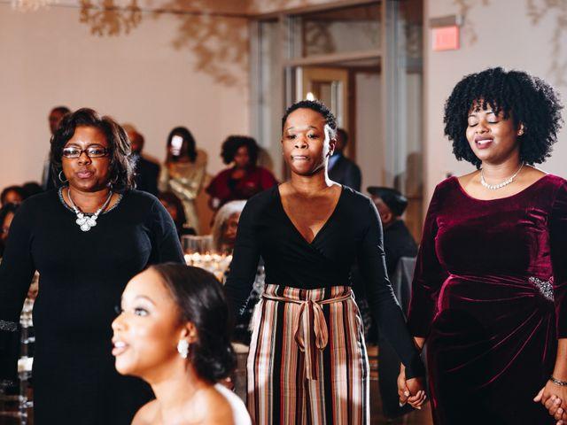 Theo and Amaya's Wedding in Charlotte, North Carolina 378