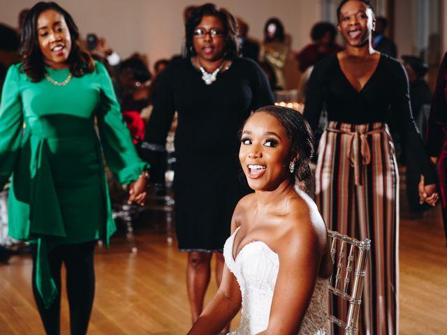 Theo and Amaya's Wedding in Charlotte, North Carolina 379