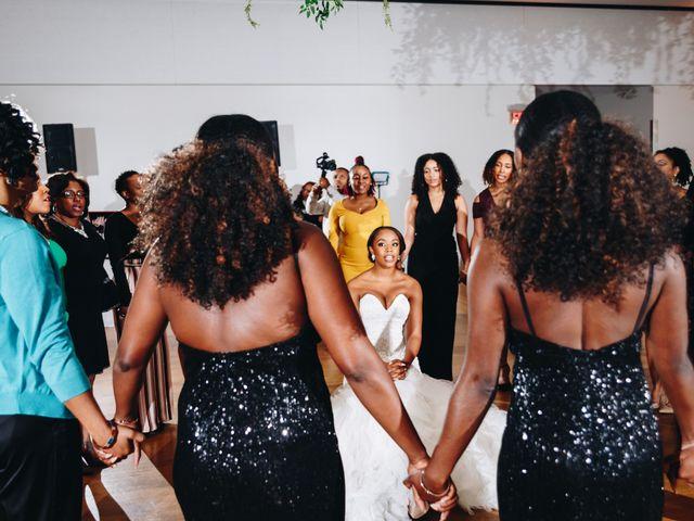 Theo and Amaya's Wedding in Charlotte, North Carolina 382