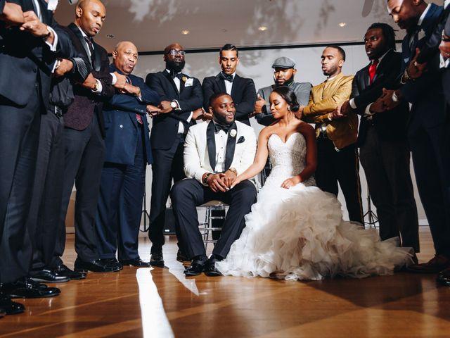 Theo and Amaya's Wedding in Charlotte, North Carolina 386