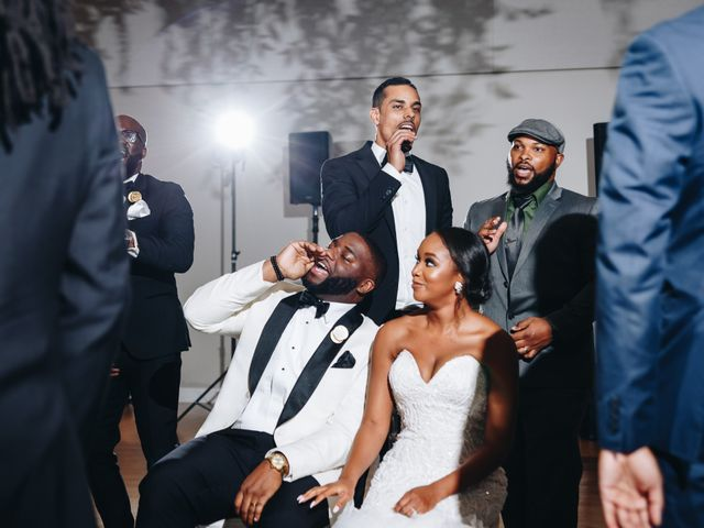Theo and Amaya's Wedding in Charlotte, North Carolina 391