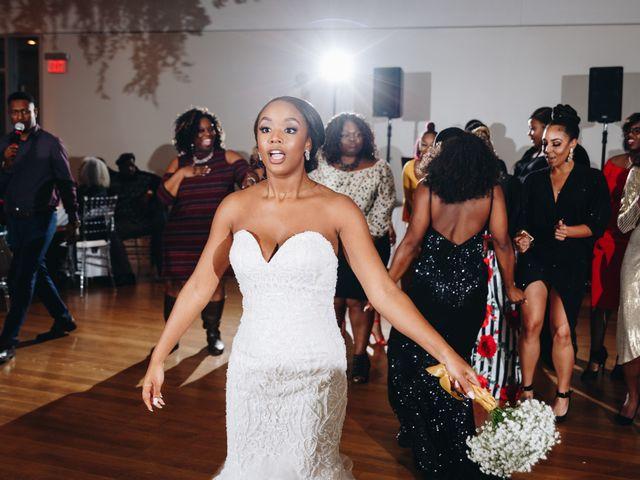 Theo and Amaya's Wedding in Charlotte, North Carolina 392