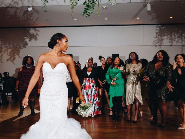 Theo and Amaya's Wedding in Charlotte, North Carolina 394