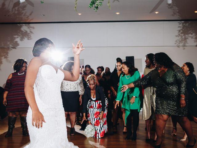 Theo and Amaya's Wedding in Charlotte, North Carolina 396