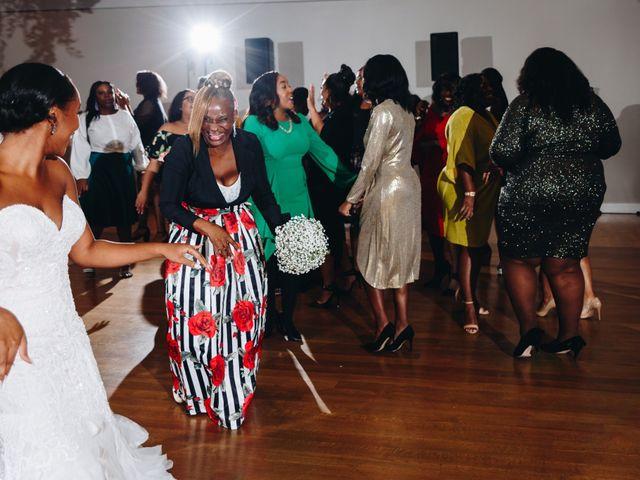 Theo and Amaya's Wedding in Charlotte, North Carolina 397