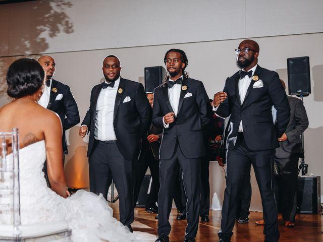 Theo and Amaya's Wedding in Charlotte, North Carolina 401