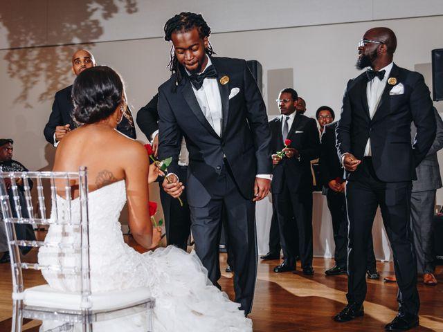 Theo and Amaya's Wedding in Charlotte, North Carolina 402