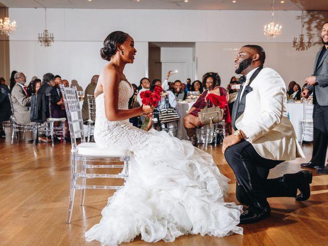 Theo and Amaya's Wedding in Charlotte, North Carolina 404
