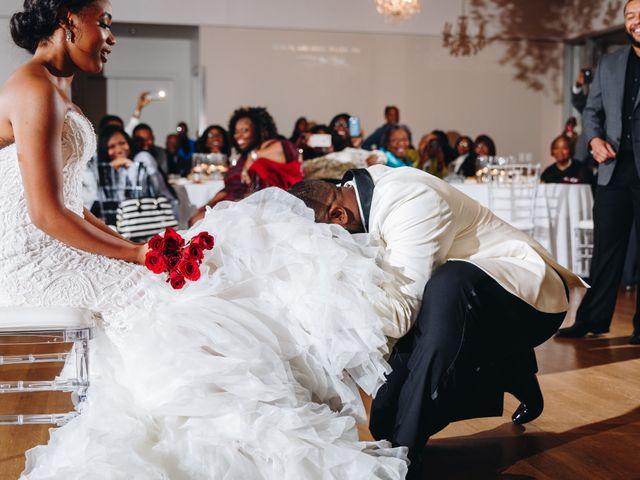 Theo and Amaya's Wedding in Charlotte, North Carolina 405