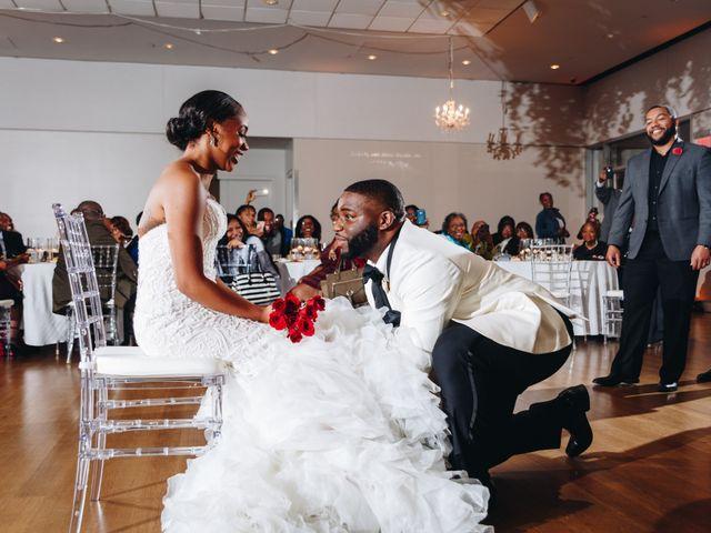 Theo and Amaya's Wedding in Charlotte, North Carolina 406