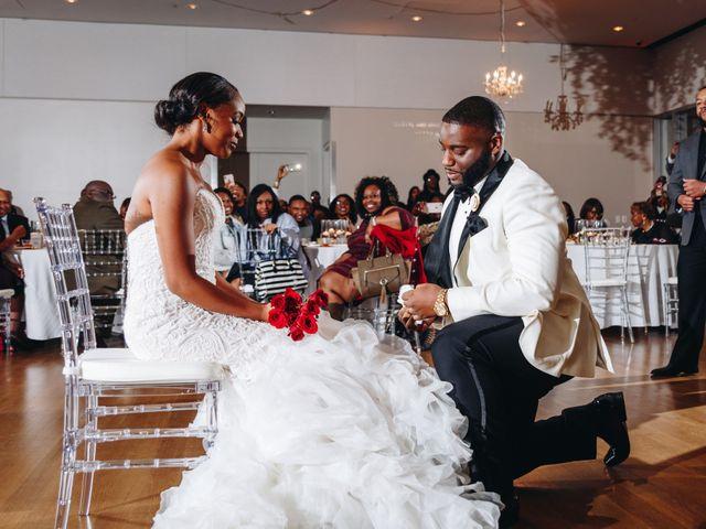 Theo and Amaya's Wedding in Charlotte, North Carolina 407