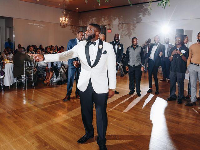 Theo and Amaya's Wedding in Charlotte, North Carolina 409