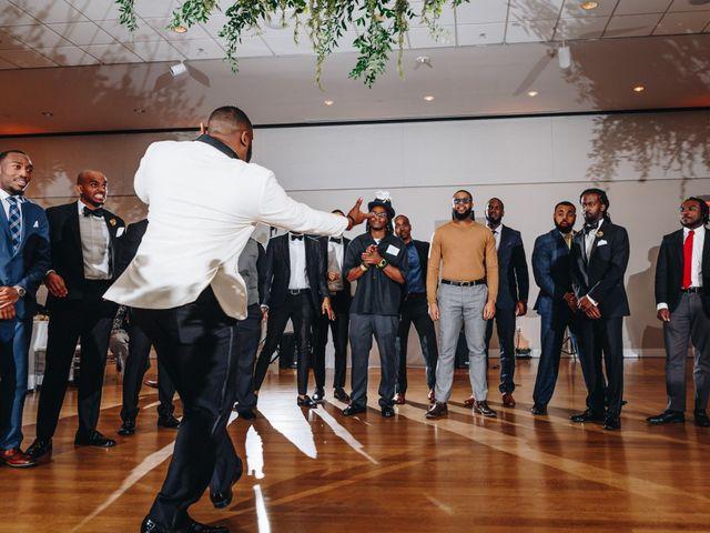 Theo and Amaya's Wedding in Charlotte, North Carolina 411